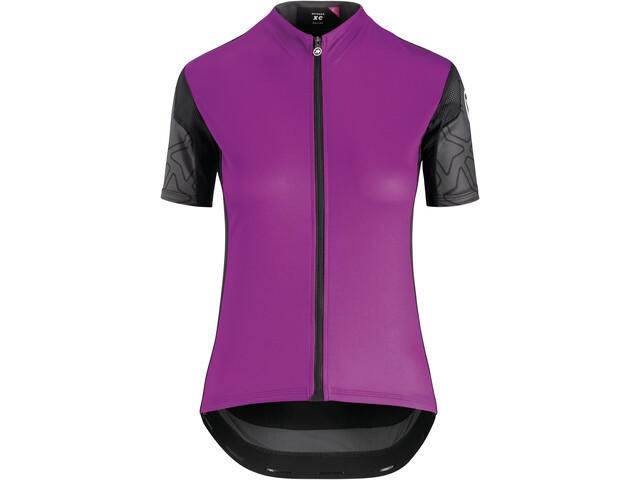 assos XC Kortærmet cykeltrøje Damer violet (2019) | Trøjer